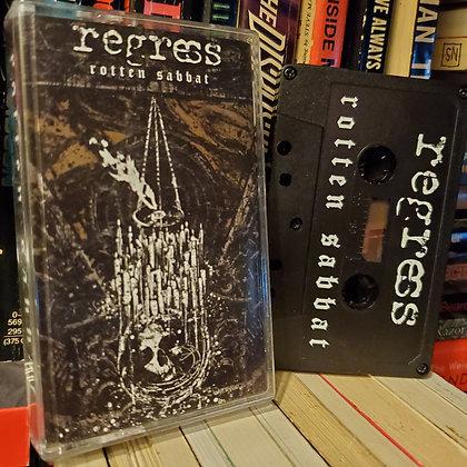 REGRESS - Rotten Sabbat Tape