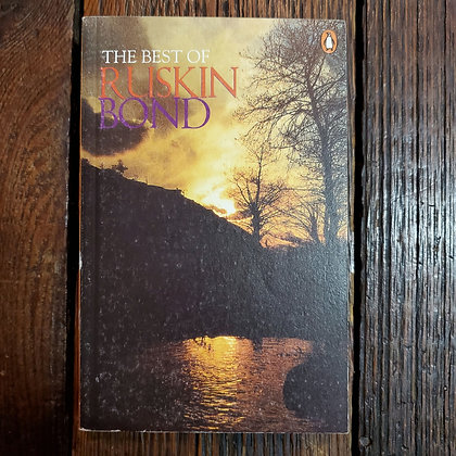 The Best of RUSKIN BOND - Softcover Book