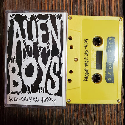 ALIEN BOYS : Self Critical Theory - TAPE