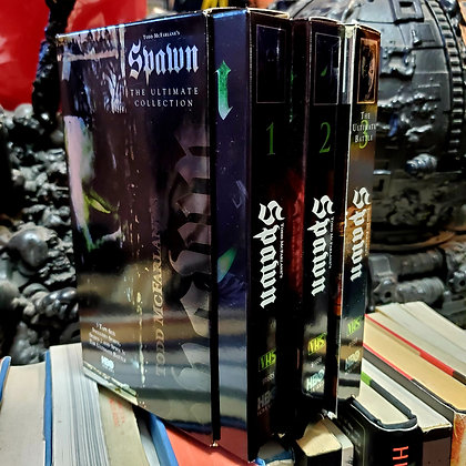 SPAWN Ultimate Collection - 3x VHS Animated Series Box Set
