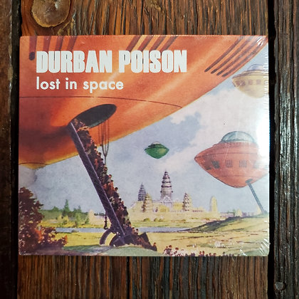 DURBAN POISON : Lost in Space - CD