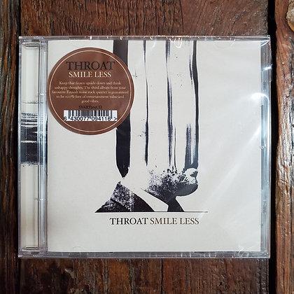 THROAT : Smile Less - NEW CD (Svart Records 2021)