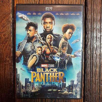 BLACK PANTHER - DVD