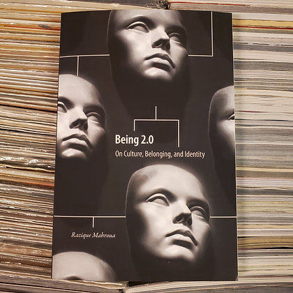 BEING 2.0 - Razique Mahroua 1st Edition Paperback