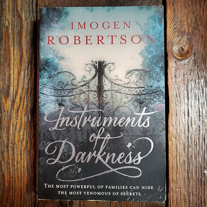 Robertson, Imogen : INSTRUMENTS OF DARKNESS - Softcover Book