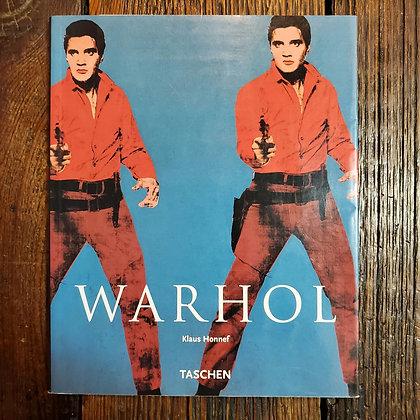 Honnef, Klaus : WARHOL - Taschen Softcover Book
