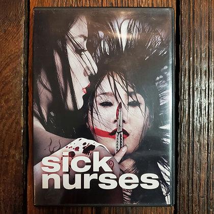 SICK NURSES - DVD