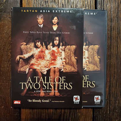 A TALE OF TWO SISTERS - 2 Disc Tartan Asia Extreme DVD (with slip case)