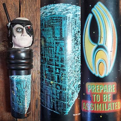 Rare 1997 BORG Plastic Cup