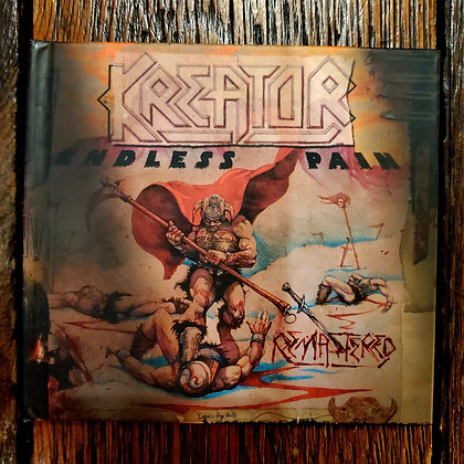 KREATOR : Endless Pain - Remastered CD