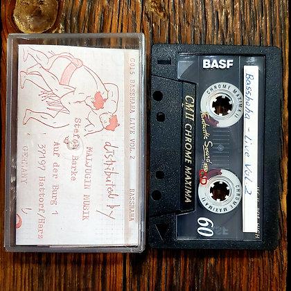 BASS HAHA Live Vol. 2 -  Cassette Tape (Japan)