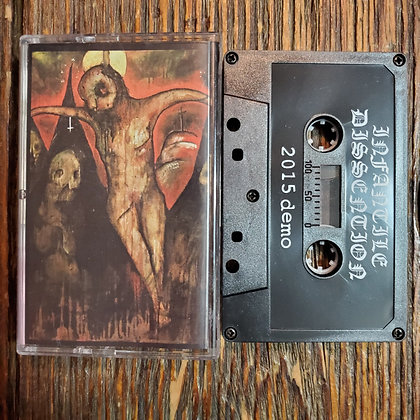 INFANTILE DISSENTION : 2015 Demo Tape