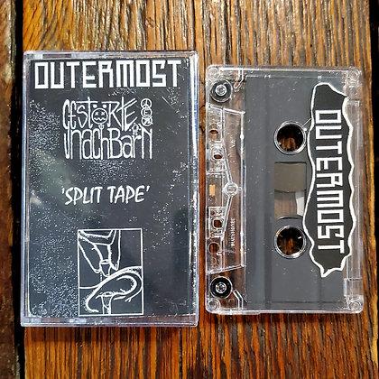 OUTERMOST // GESTORTE NACHBARN - Cassette Tape