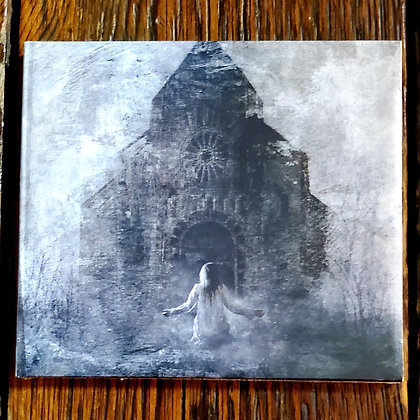ALTARS OF GRIEF : Iris - CD [NEW! Hypnotic Dirge Records]