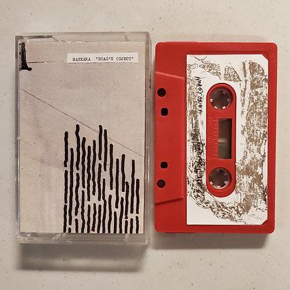 MASKARA : Hoag's Object - NEW 2020 Cassette Tape (Ltd. 16 copies)