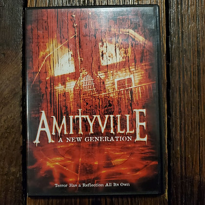 AMITYVILLE : a new generation- DVD
