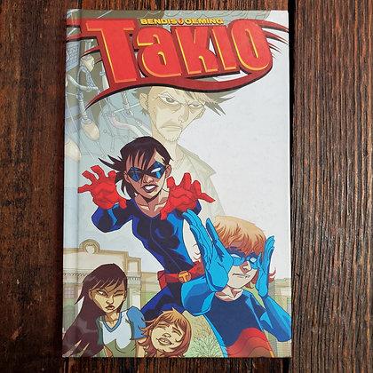 TAKIO #1 Hardcover