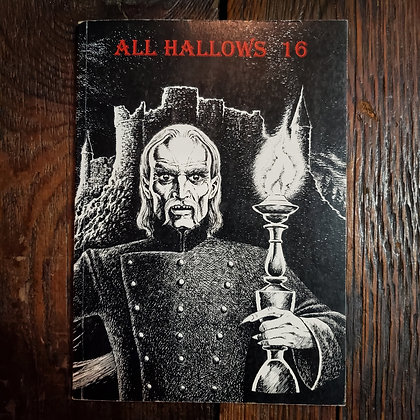 ALL HALLOWS #16 - Softcover Book