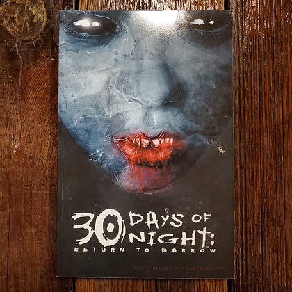 30 DAYS OF NIGHT : Return to Barrow - Graphic Novel #3