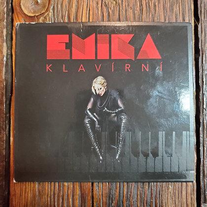 EMIKA : Klavírní - CD
