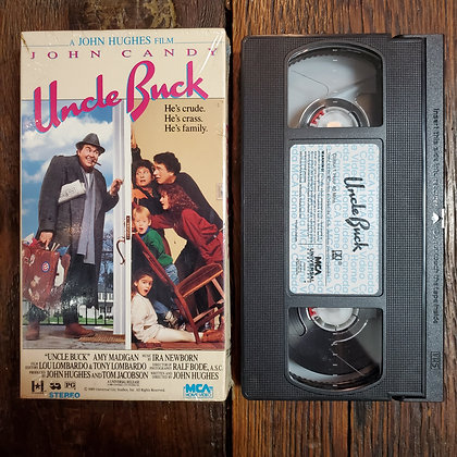 UNCLE BUCK - VHS