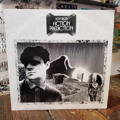 SOFT RIOT : Fiction Prediction - Vinyl LP