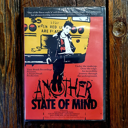 ANOTHER STATE OF MIND - DVD