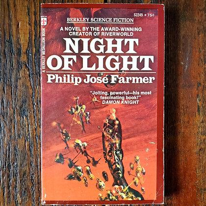 Farmer, Philip José : NIGHT OF LIGHT - Paperback