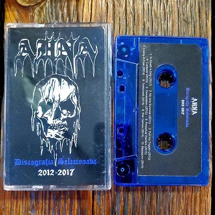 AHNA : 2012 - 2017 Cassette Tape