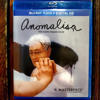 ANOMALISA - Bluray / DVD