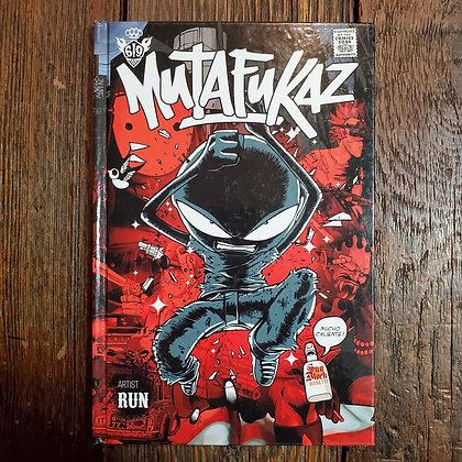 MUTAFUKAZ - Hardcover Graphic Novel