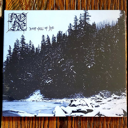 NONE : Damp Chill of Life - CD [NEW! Hypnotic Dirge Records]