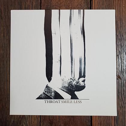 THROAT : Smile Less - NEW Limited Colour Vinyl LP (Svart Records 2021)