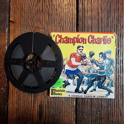 CHAMPION CHARLIE 8mm Film