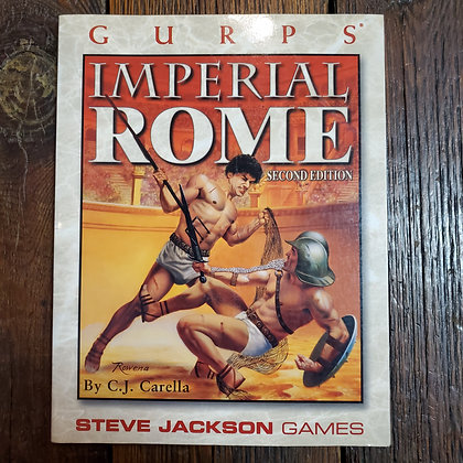 GURPS : Imperial Rome - RPG Book