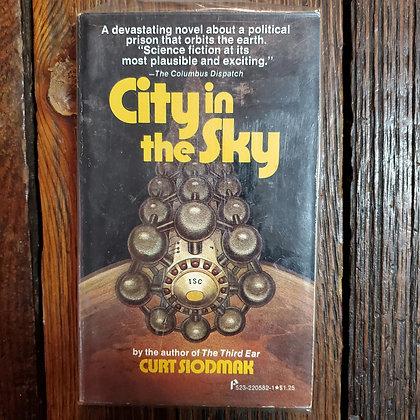 Siodmak, Curt : CITY IN THE SKY - 1975 Paperback