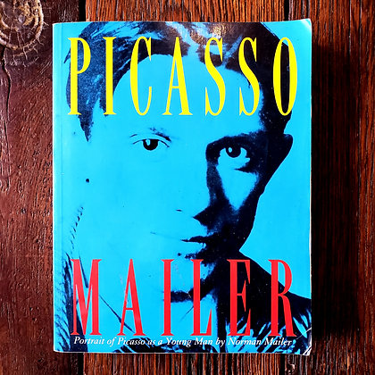 Mailer, Norman : Portrait of PICASSO as a Young Man - Softcover Book