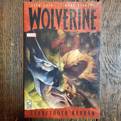 WOLVERINE Sabretooth Reborn Graphic Novel