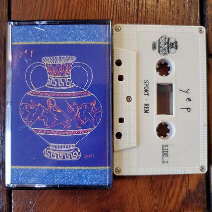 YEP : Sport EP - Cassette Tape