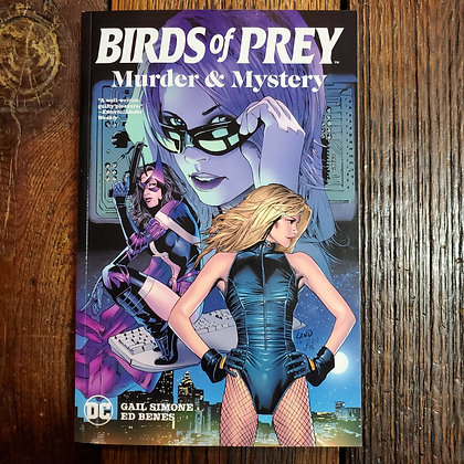 BIRDS OF PREY : Murder & Mystery - Graphic Novel