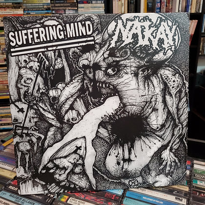 SUFFERING MIND / NAK'AY - Vinyl LP