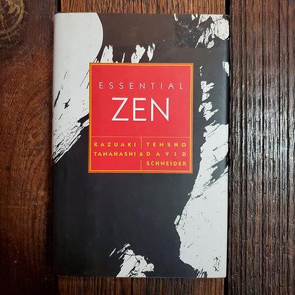Tanahashi & Schneider : ESSENTIAL ZEN - Hardcover Book
