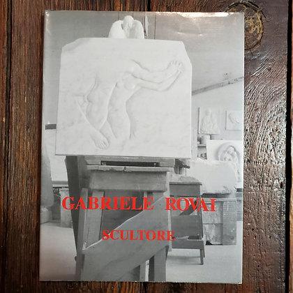 GABRIELE ROVAI SCULTORE - Softcover Art Book