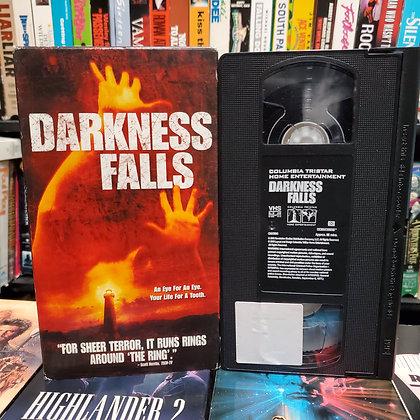 DARKNESS FALLS - VHS