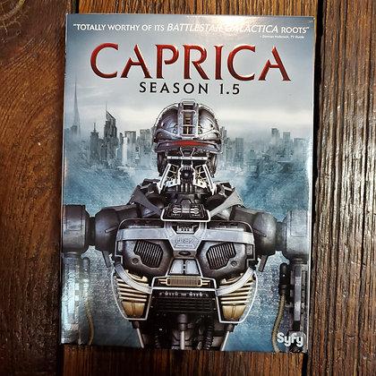 CAPRICA Season 1.5 - 3 DVD Box Set