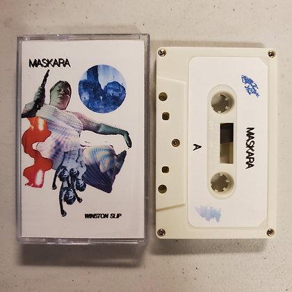 MASKARA : Winston Slip - NEW Cassette Tape (Ltd. 26 Copies)