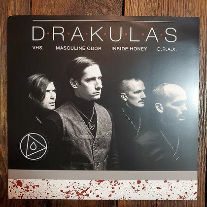 DRAKULAS - Vinyl + Patch (300 Copies Pressed)