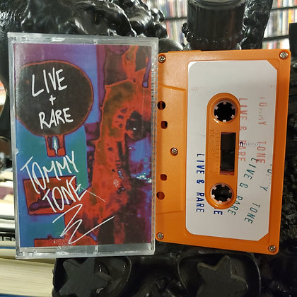 TOMMY TONE Live + Rare Tape