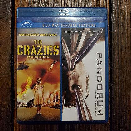 THE CRAZIES / PANDORUM - Bluray