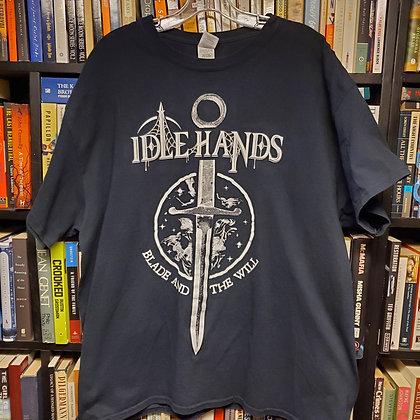 IDLE HANDS - XL Shirt